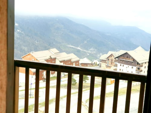 Apartment With 2 Bedrooms in Valmeinier, With Wonderful Mountain View, Pool Access, Terrace - 300 m From the Slopes