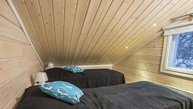 Vacation Home Oppas Lapland Levi in Kittilä - 6 Persons, 3 Bedrooms