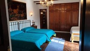Chambres insonorisées, draps fournis