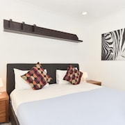 Apartment Admirals in London South Bank - 4 Persons, 2 Bedrooms
