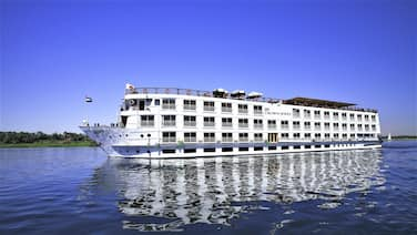 Jaz Crown Jewel Nile Cruise - Every Saturday from Luxor for 07 & 04 Nights - Every Wednesday From Aswan for 03 Nights