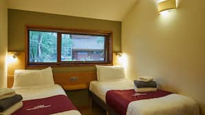 Individually decorated, individually furnished, iron/ironing board, WiFi