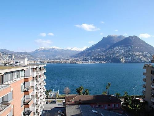 , Apartment App. Paradiso in Lugano - 5 Persons, 2 Bedrooms