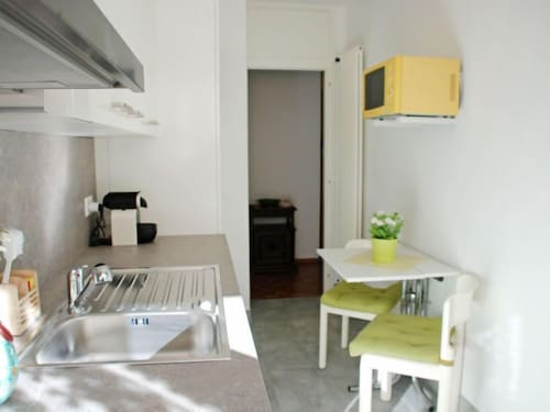 Private Kitchen, Apartment App. Paradiso in Lugano - 5 Persons, 2 Bedrooms