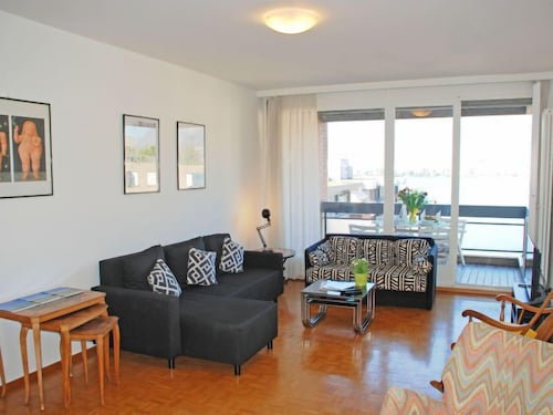 Living Room, Apartment App. Paradiso in Lugano - 5 Persons, 2 Bedrooms