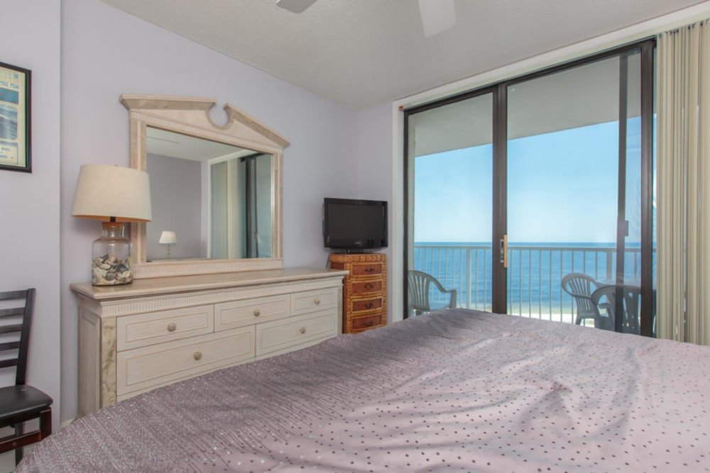 Room, Seaside Beach & Racquet Club #3806 by Vacasa