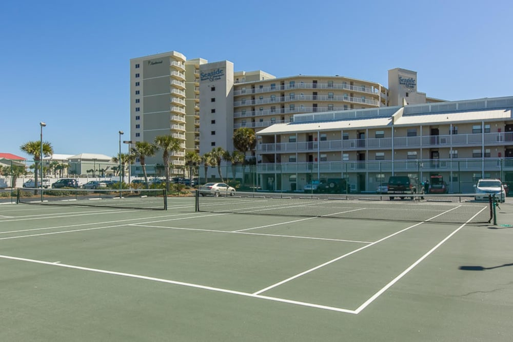 Sport Court, Seaside Beach & Racquet Club #3806 by Vacasa