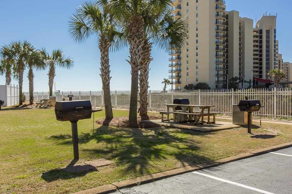 Property Grounds, Seaside Beach & Racquet Club #3806 by Vacasa