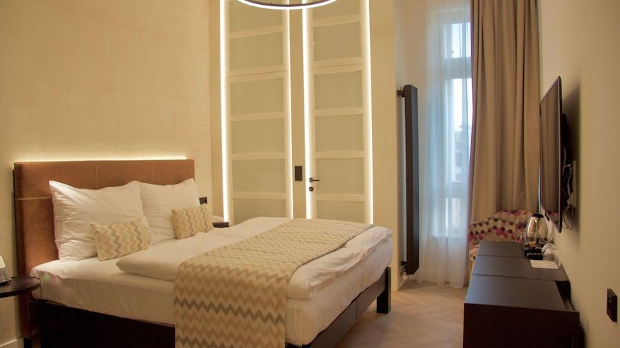 Chevron Design Hotel Prague
