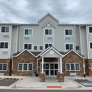 Microtel Inn & Suites by Wyndham Woodland Park