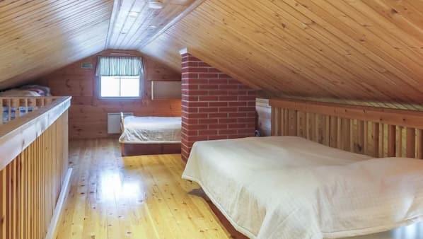 2 makuuhuonetta