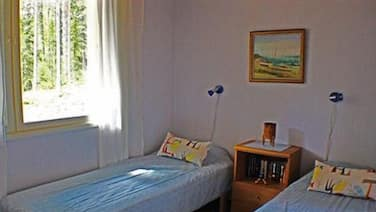 Vacation Home Lokki in Padasjoki - 6 Persons, 2 Bedrooms