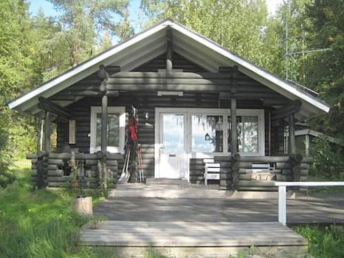 Vacation Home Lähesniemi in Ähtäri - 6 Persons, 1 Bedrooms