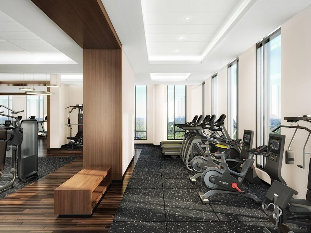 Fitness Facility, WhyHotel Tysons Corner Greensboro Drive