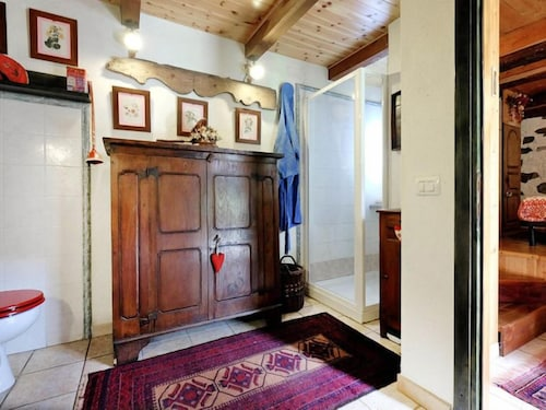 Room, Vacation Home Il Gianlupo in Bognanco - 4 Persons, 1 Bedrooms