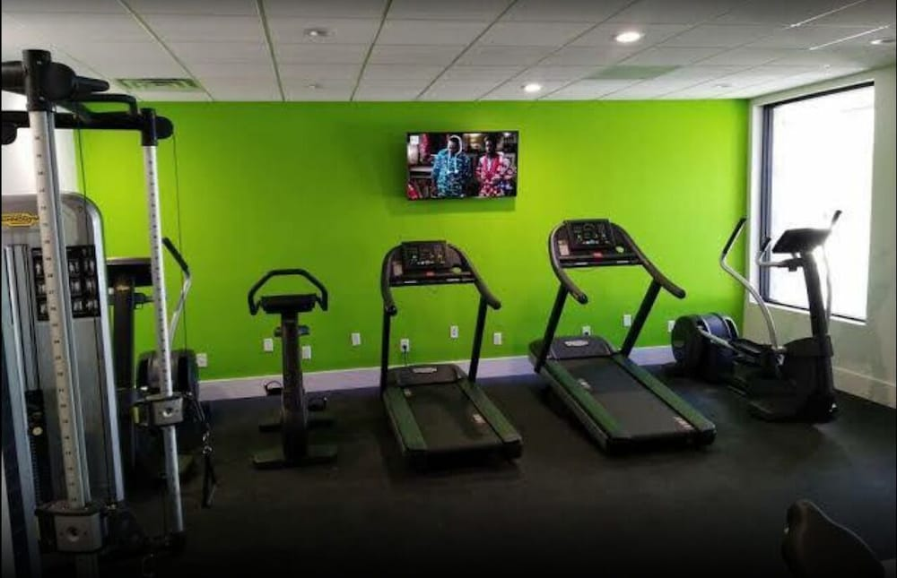 Fitness Facility, Home Away From Home AT THE Theme Parks