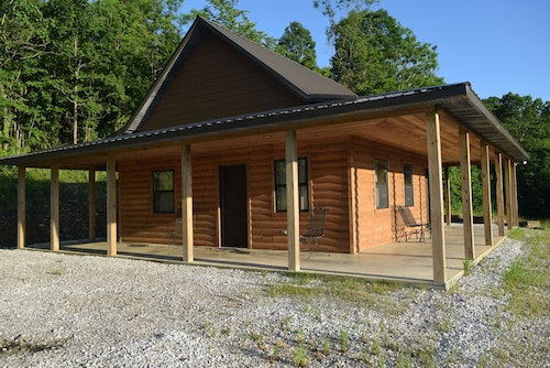 Ozark Mountain Trails Cabin Located in the Heart of the Ozark National Forest