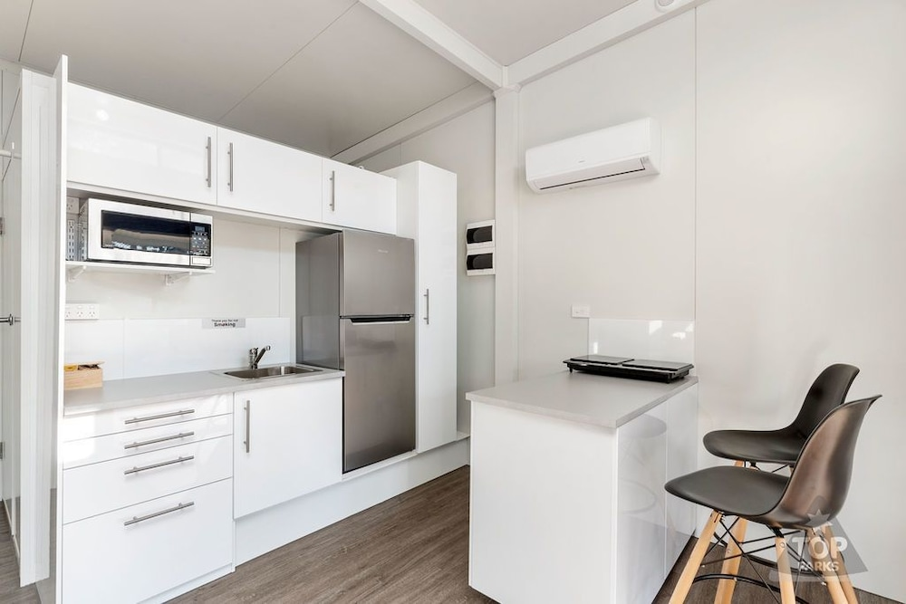 Private Kitchen, Gawler Caravan Park