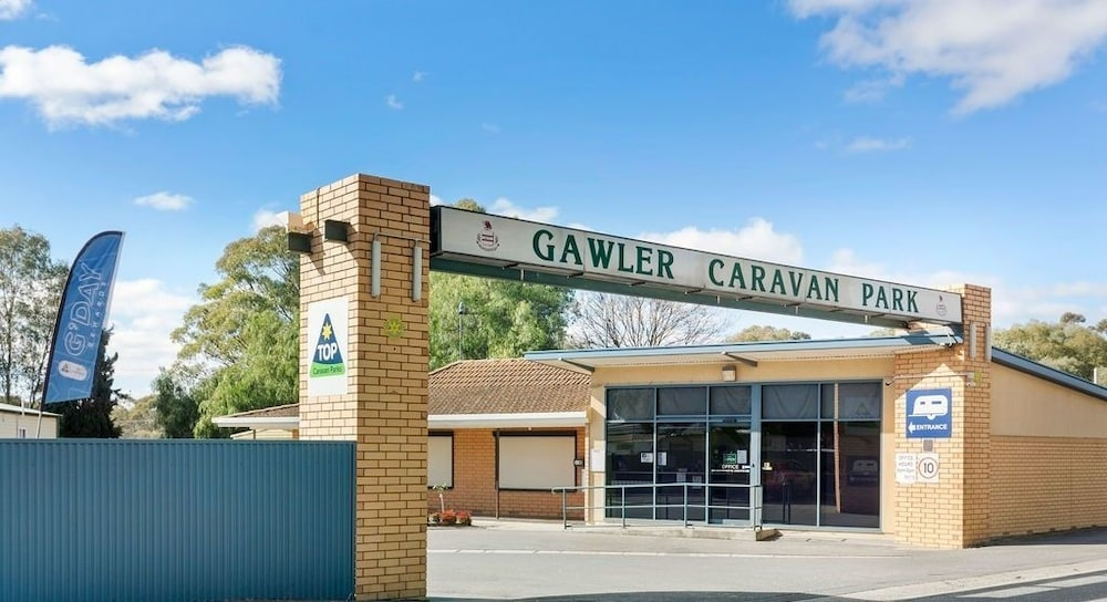 Featured Image, Gawler Caravan Park
