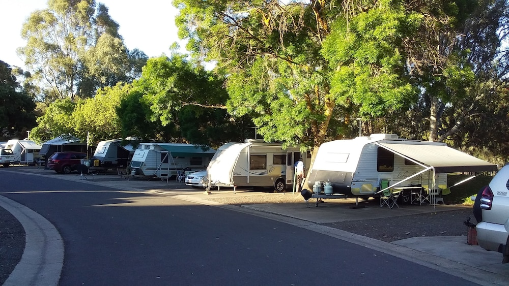 Property Grounds, Gawler Caravan Park