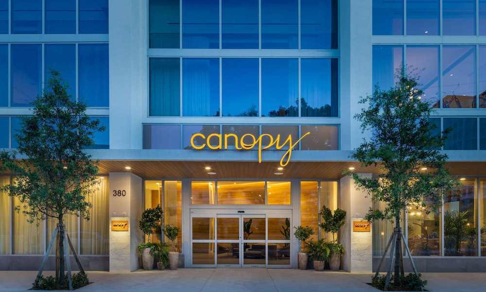 Exterior, Canopy by Hilton West Palm Beach Downtown