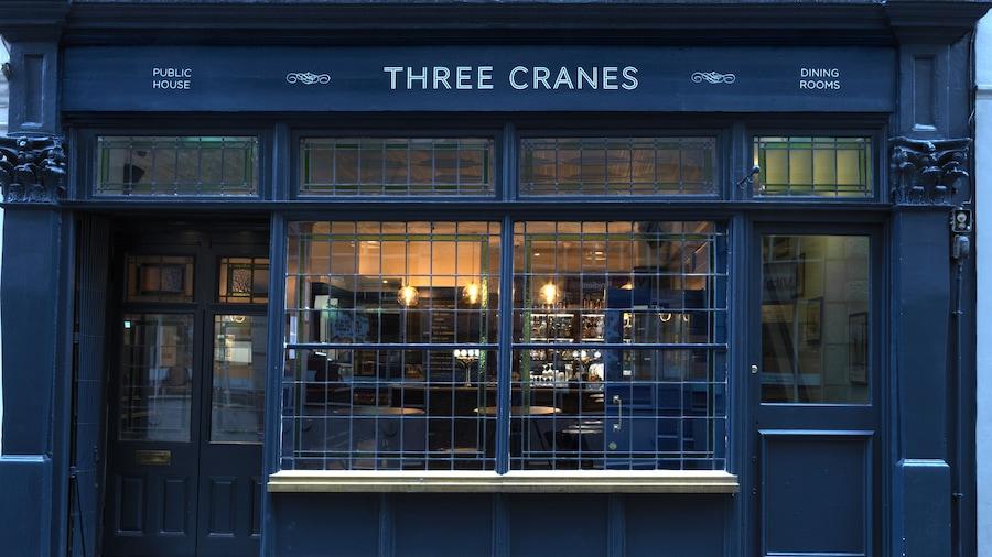 The Three Cranes
