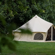 Luxury 4 Person Glamp Tent