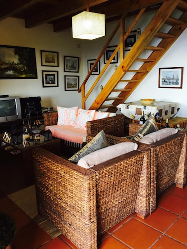 House With 2 Bedrooms in Arco de São Jorge, With Wonderful sea View, Enclosed Garden and Wifi - 3 km From the Beach