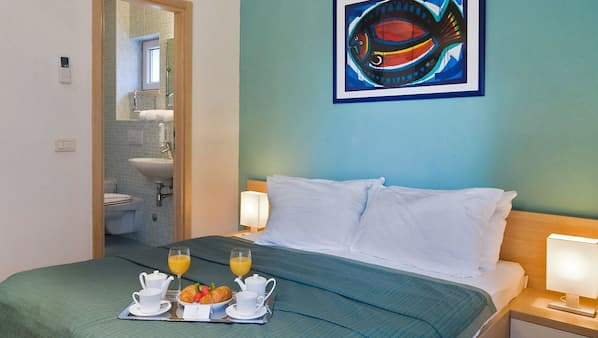 2 Schlafzimmer, Bügeleisen/Bügelbrett, kostenloses WLAN
