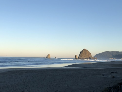 Beautiful Ocean Views at Cannon Beach