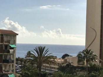 Apartment With 3 Bedrooms in Los Cristianos, With Wonderful sea View, Pool Access, Furnished Balcony - 50 m From the Beach