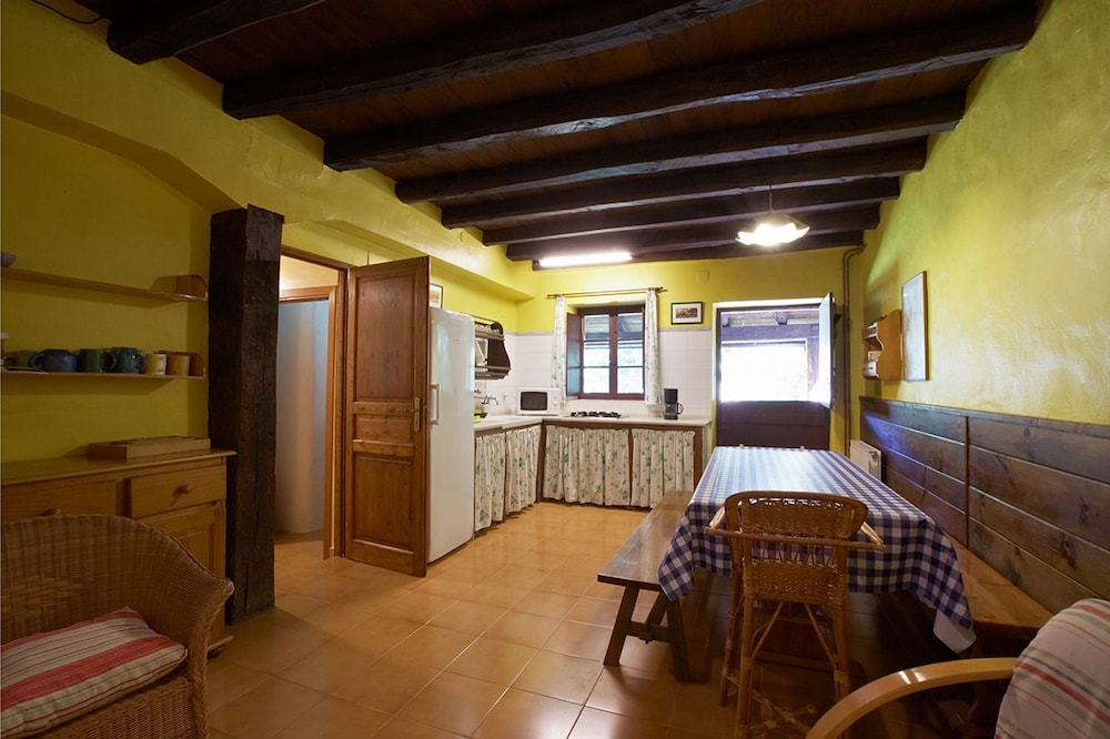 Shared Kitchen, Casa Rural Goikola