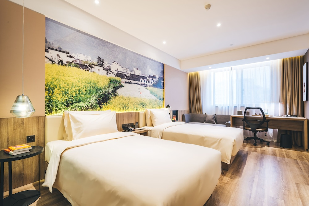 Room, Atour Hotel High Tech Zone Zhangjiakou