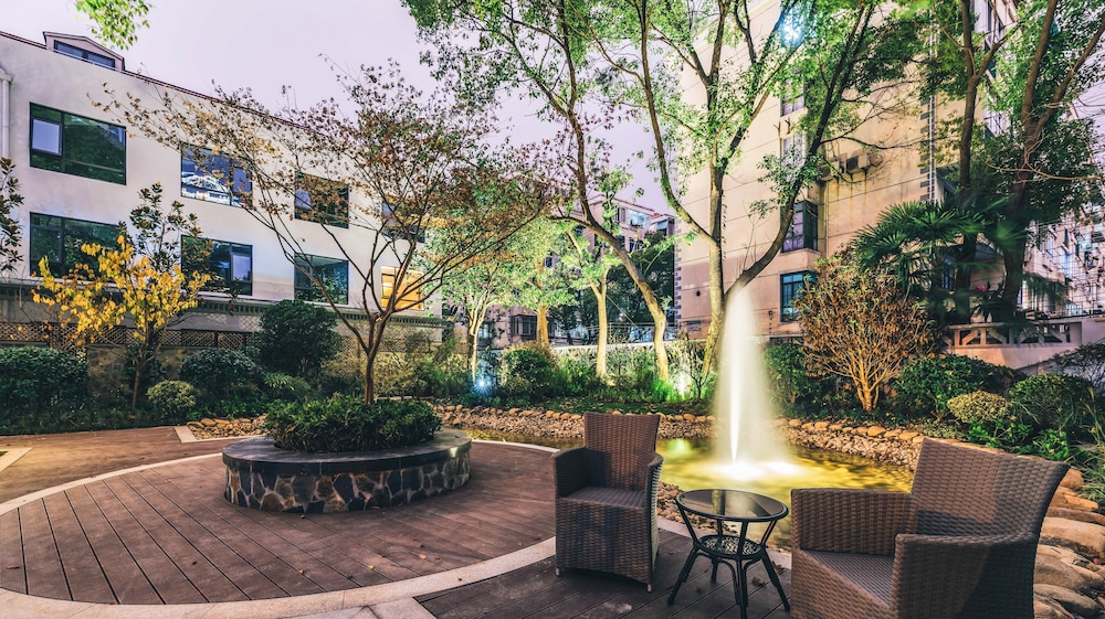 Property Grounds, Atour Hotel High Tech Zone Zhangjiakou
