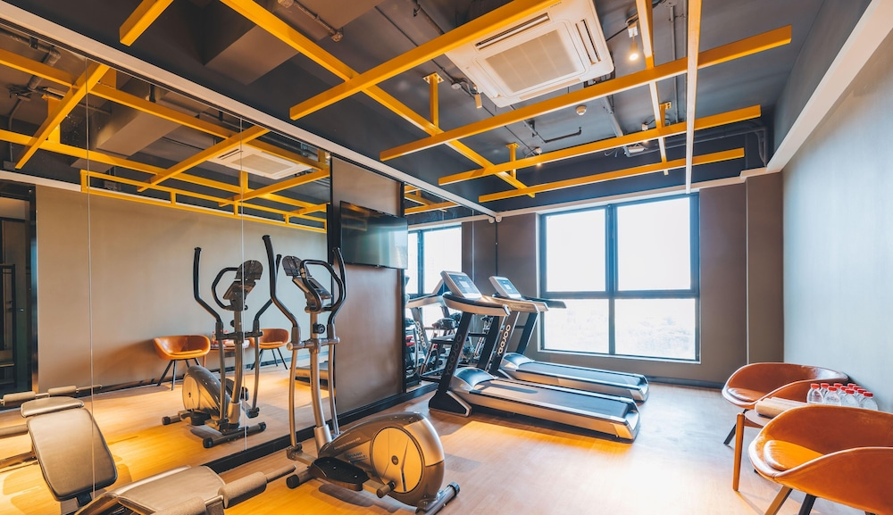 Fitness Facility, Atour Hotel High Tech Zone Zhangjiakou
