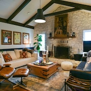 The Outpost: a Rustic Respite in the Shenandoah Valley
