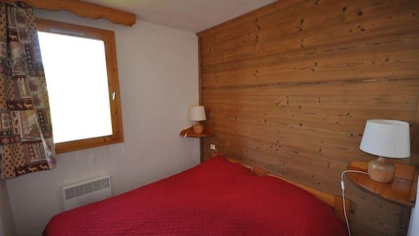 2 chambres, accès Internet