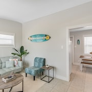 Riverfront Community in Cocoa Beach With Short Walk to the Beach!!