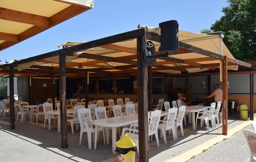 Outdoor Dining, Camping Chania