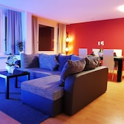 Wellness & Beauty Apartment Suite in the City Center