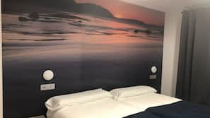 In-room safe, laptop workspace, free cribs/infant beds, free WiFi