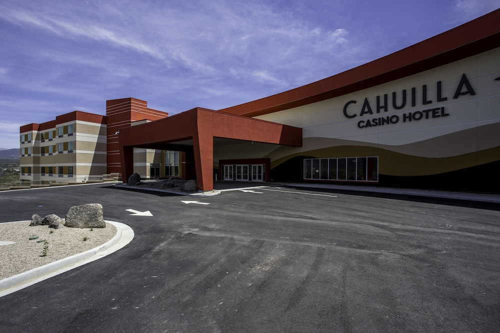 Featured Image, Cahuilla Casino Hotel