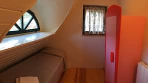 3 camere, biancheria da letto di alta qualità, tende oscuranti