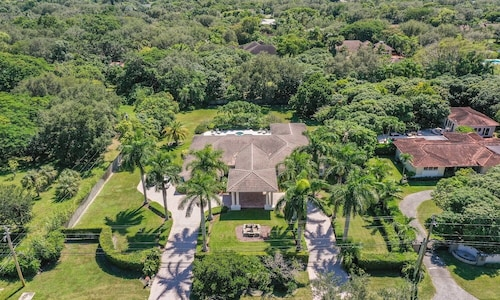 Die South Miami Mansion - 5 BR w / Pool
