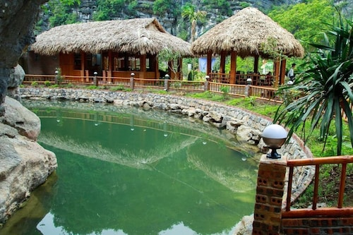 Trang An Mountain House - Bungalow Deluxe With Garden View - Ninh Binh