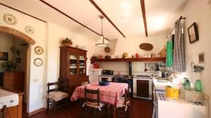 Kühlschrank, Ofen, Geschirrspüler, Hochstuhl