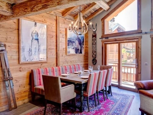 Chalet Courchevel 1300, 4 Bedrooms, 8 Persons