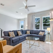 4BR Modern Townhouse near French Quarter