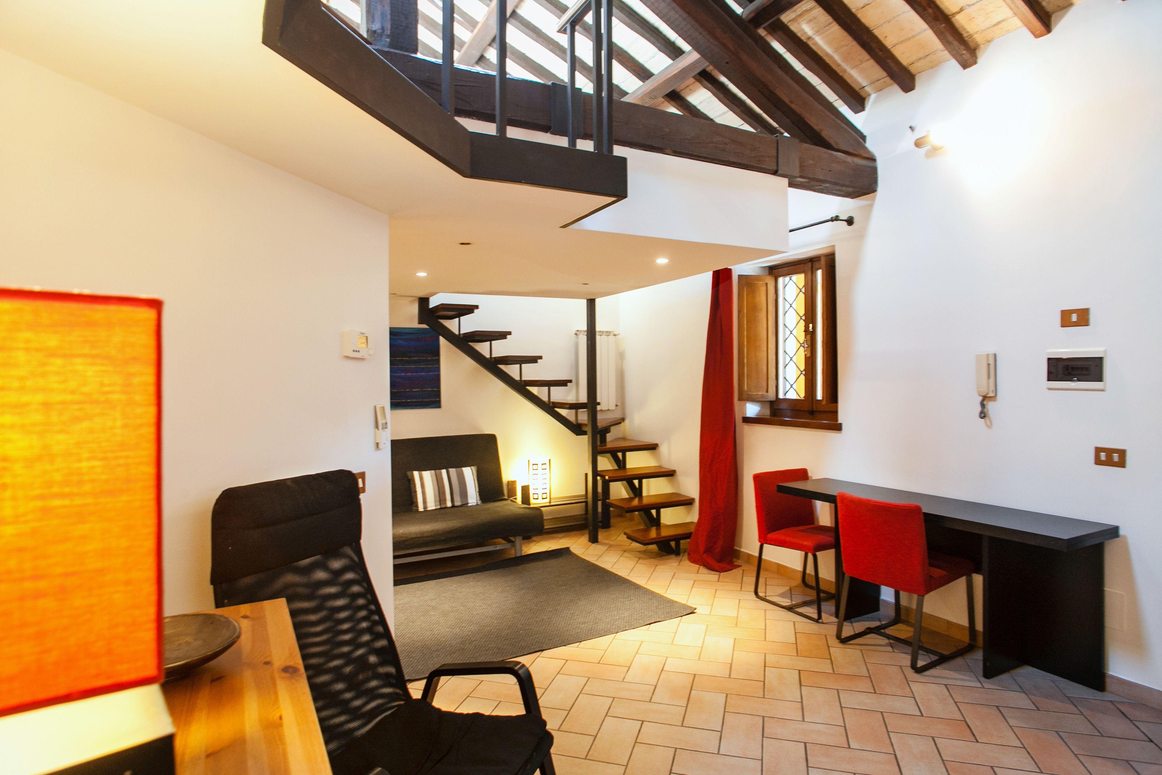 Cozy Apartment In Via Dei Cappellari Campo De Fiori Precos Promocoes E Comentarios Expedia Com Br