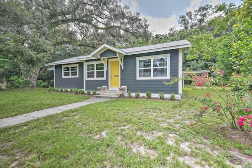 Updated High Springs Cottage, 22 Mi to UF!